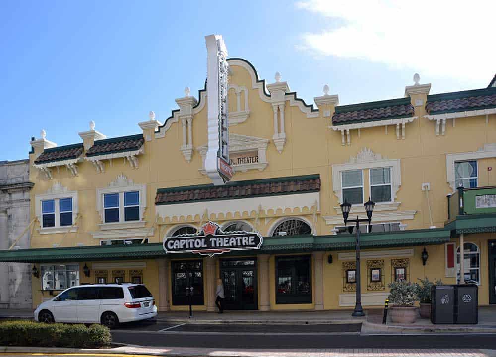 Bilheimer Capitol Theatre
