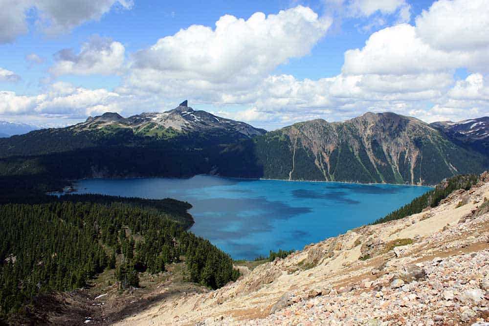 Black Tusk Summit & Garibaldi Lake