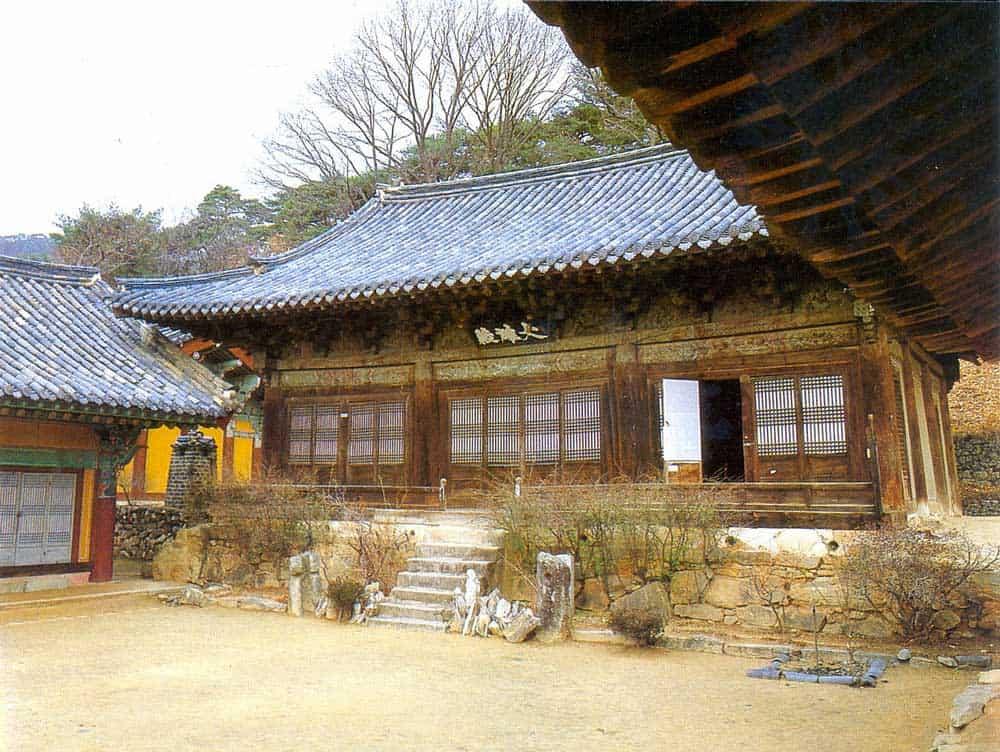 Bongjeongsa Temple in Andong