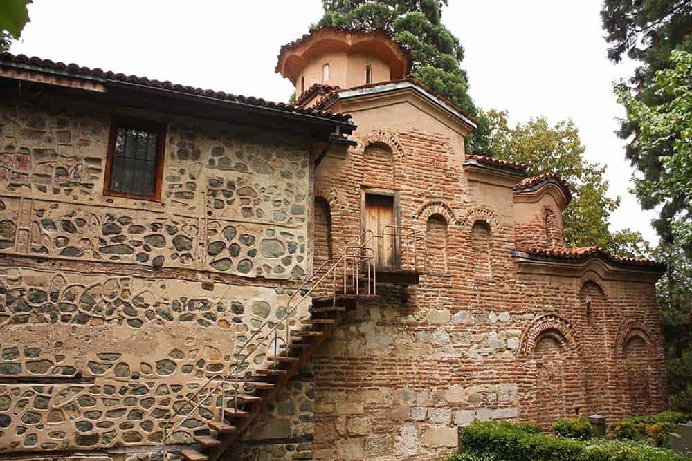 Boyana Church near Sofia, Bulgaria