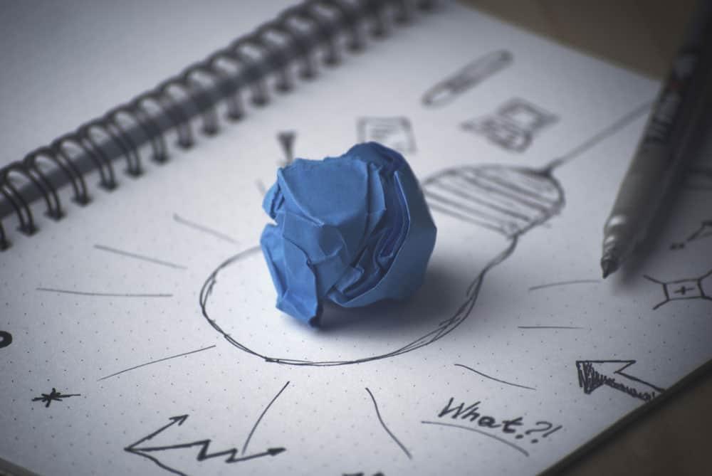 Brainstorm, Creativity & Ideas