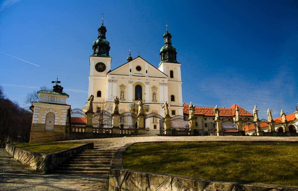 Calvary Sanctuary in Kalwaria Zebrzydowska