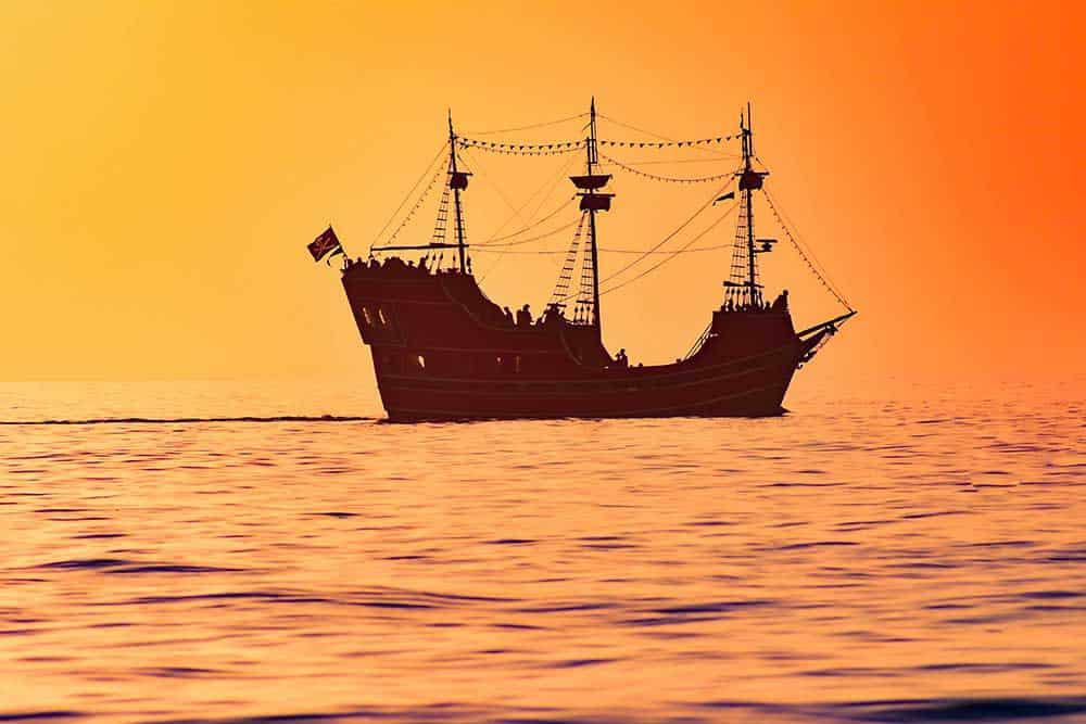 Captain Memo's Pirate Cruise