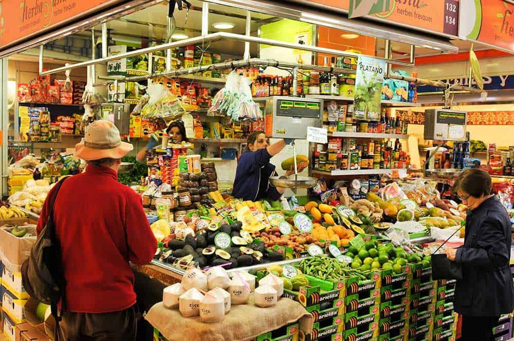 Mercado Central Market