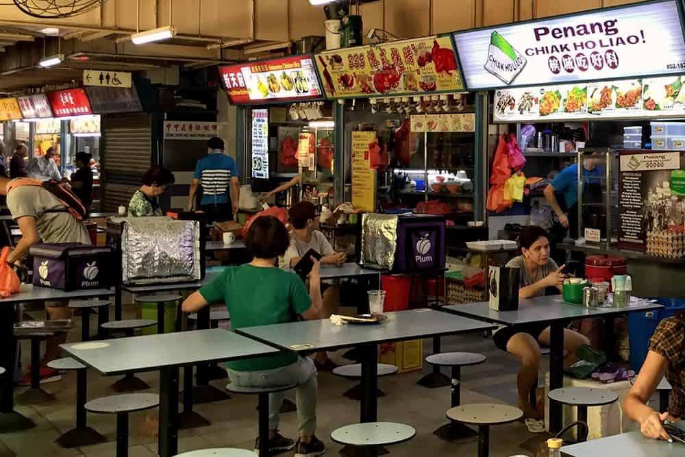 Chinatown Complex Food Centre