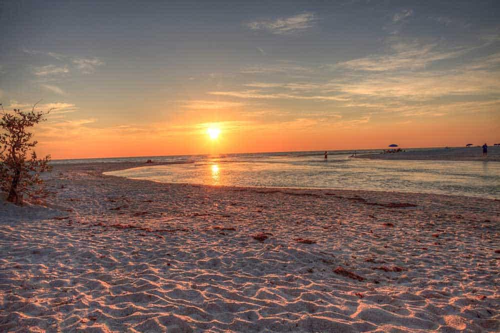 Clam Pass Beach
