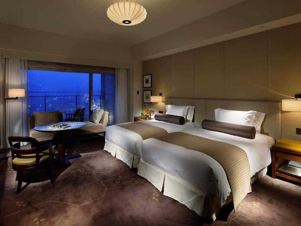 Club Deluxe King Room at Palace Hotel Tokyo