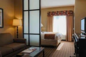 Comfort Suites West of Ashley