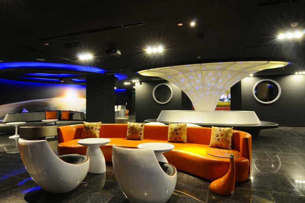 Common Area at Space Inn (Hengyang Branch) in Taipei, Taiwan