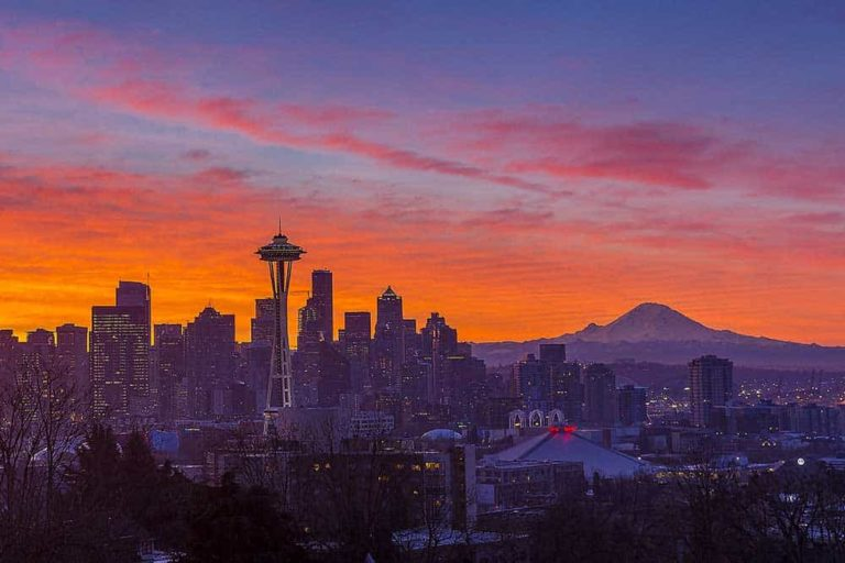 Day Trips from Seattle, WA
