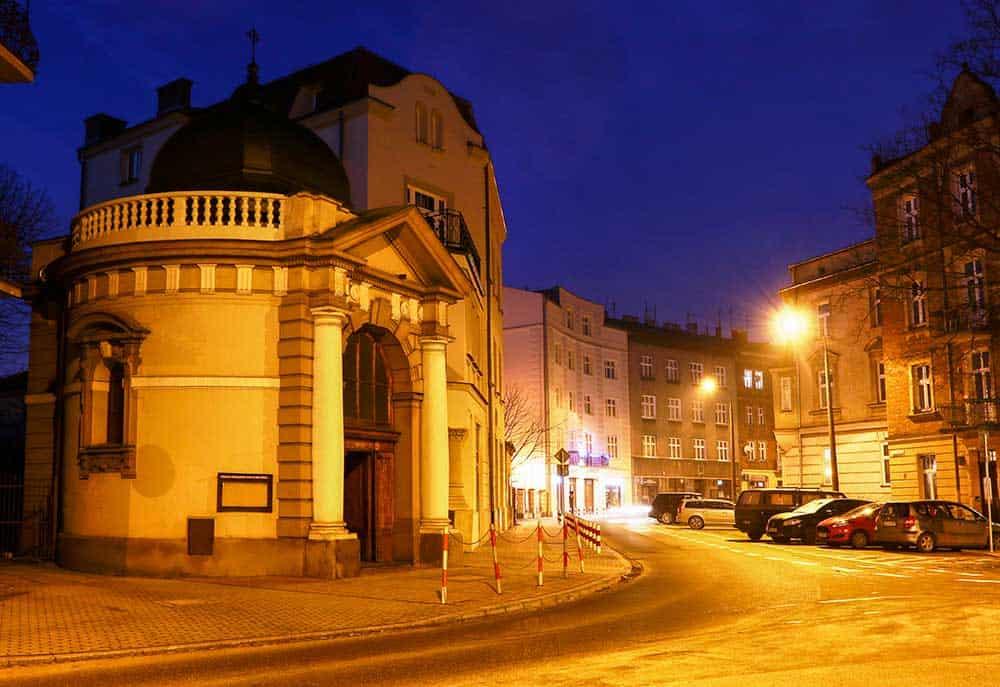 Debniki in Krakow