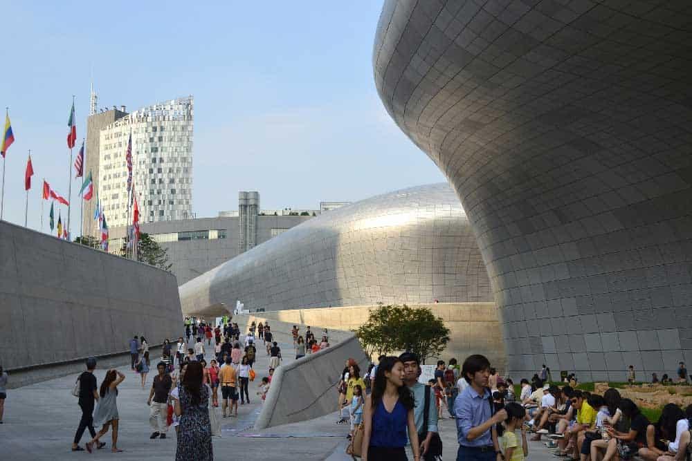 Dongdaemun Digital Plaza