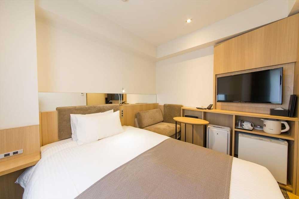 Double Room at Hotel Hokke Club Asakusa