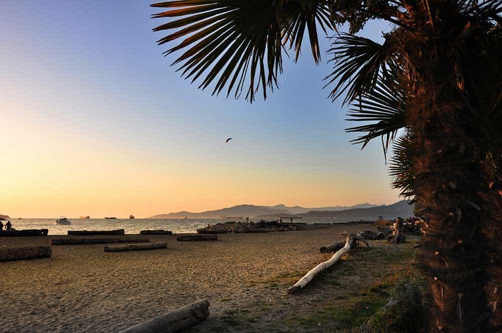 English Bay Beach