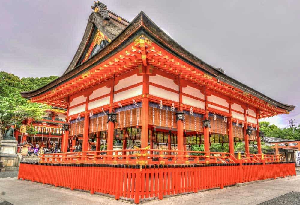 Enryaku-ji Temple Mount Hiei
