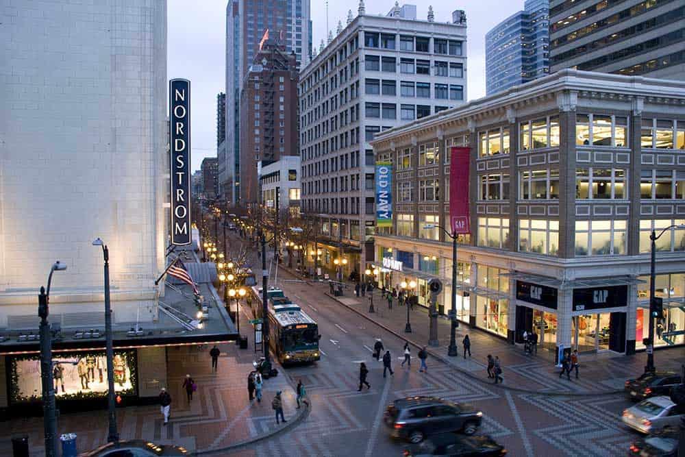 Downtown Seattle