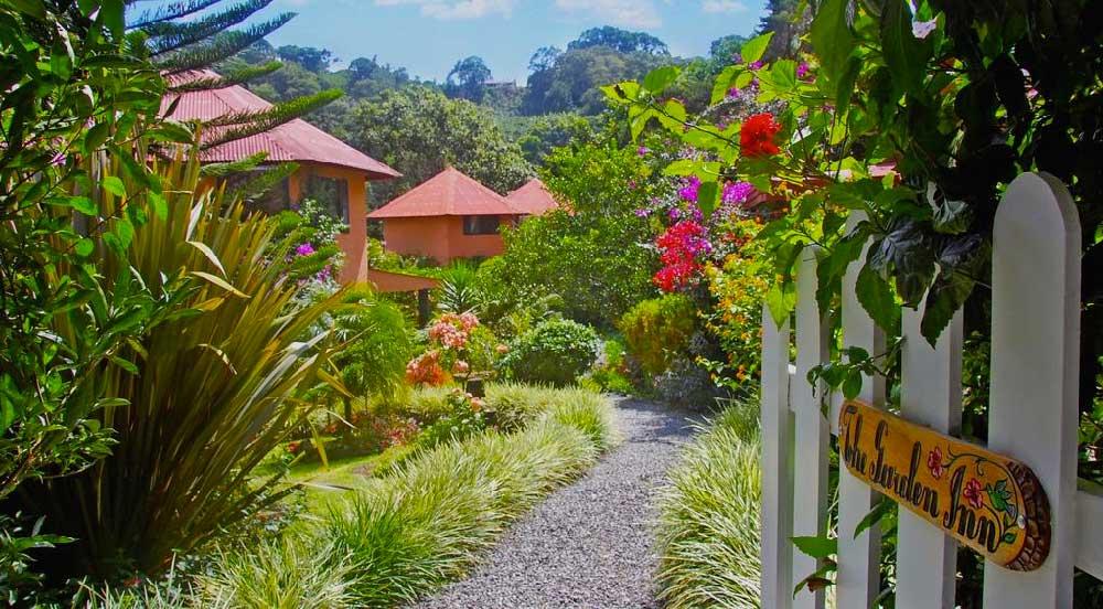 Exterior @ Boquete Garden Inn