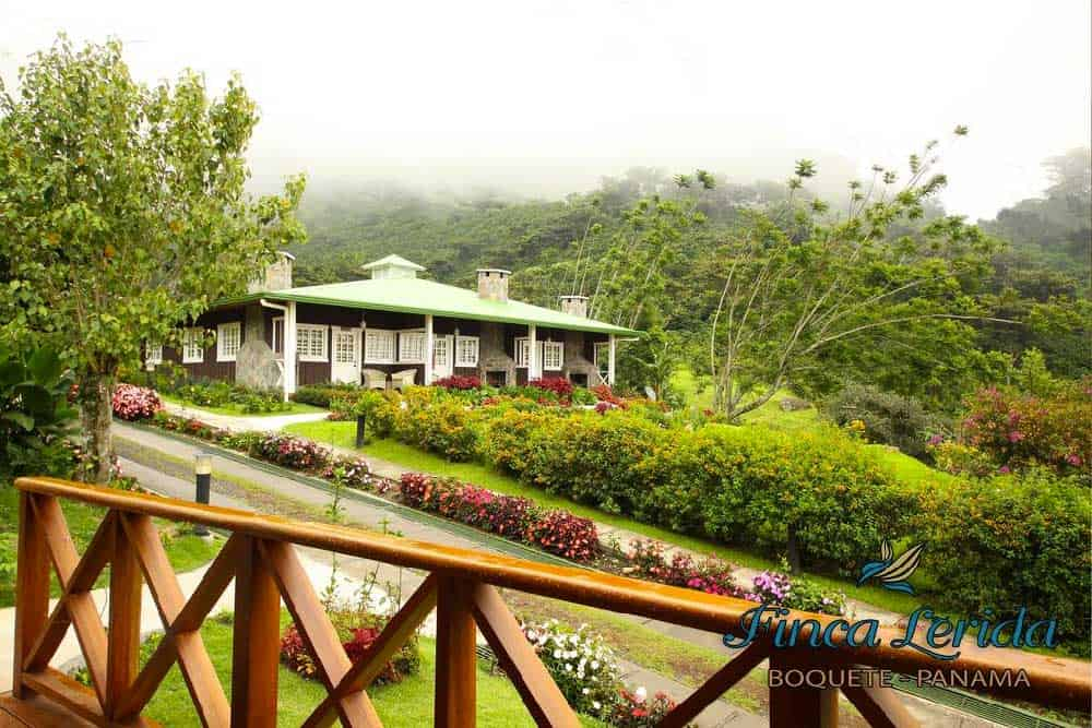 Exterior @ Hotel Finca Lerida Coffee Plantation