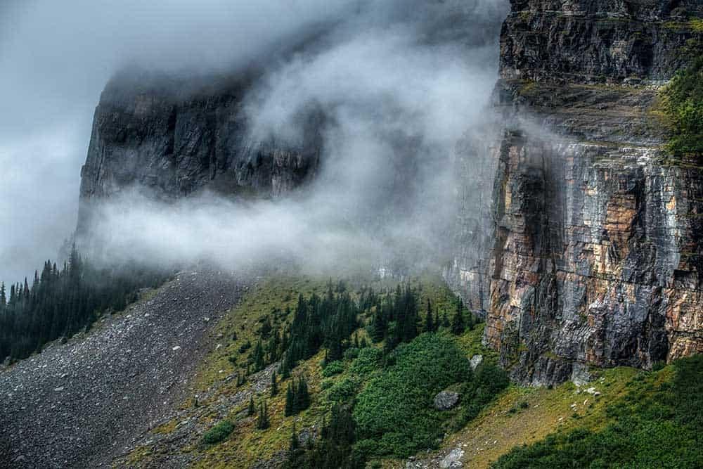 Fairview Mountain