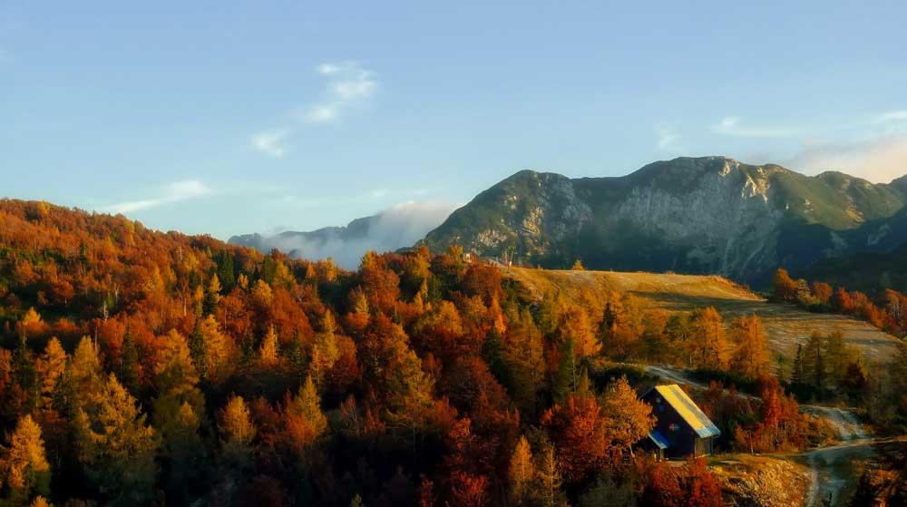 Fall Colours in Slovenia