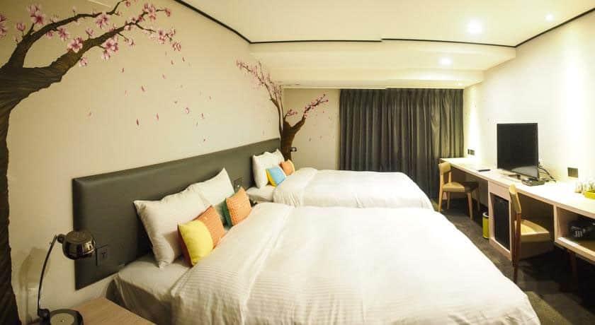 Đài Bắc, Đài Loan Family-room-energy-inn