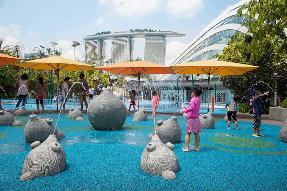 Far East Children's Garden