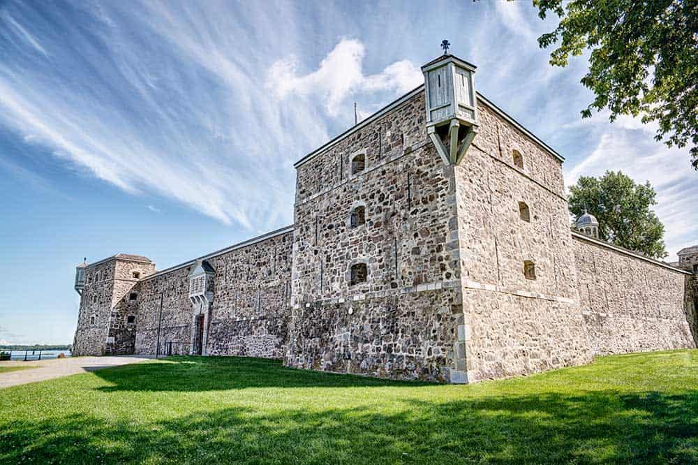Fort Chambly Monteregie