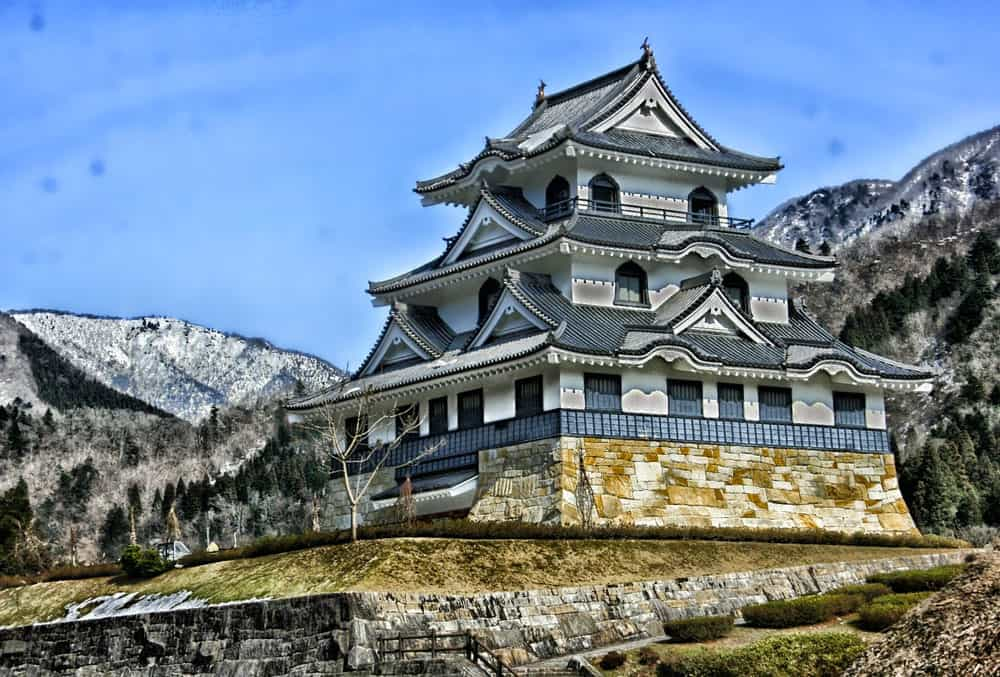 Fujihashi Castle, Japan
