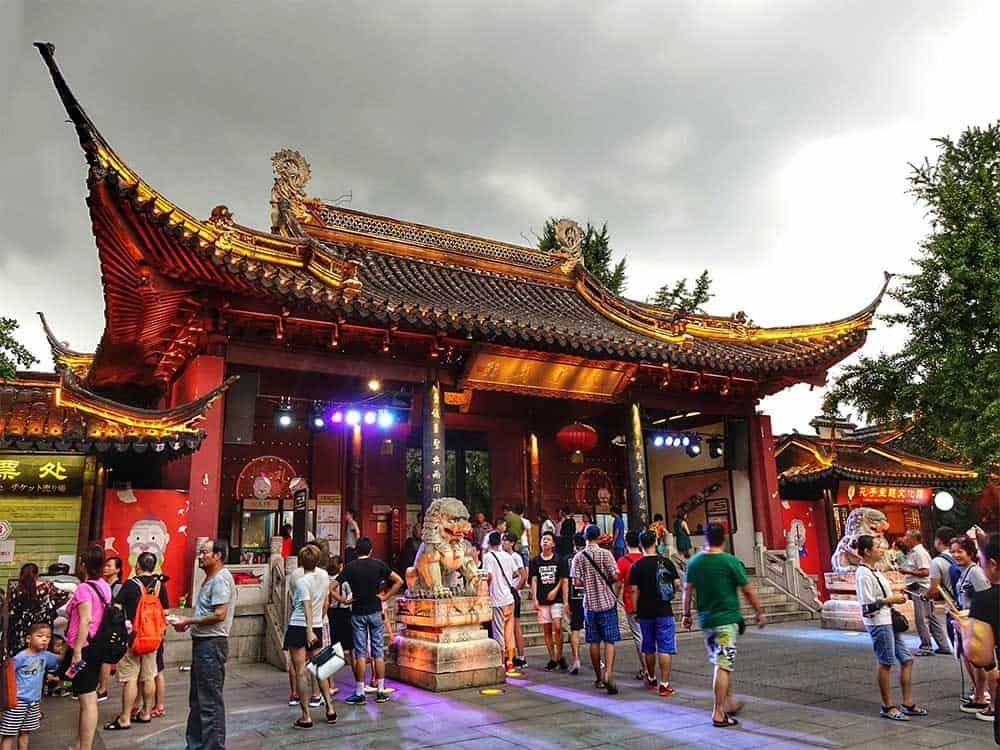 Fuzimiao in Nanjing