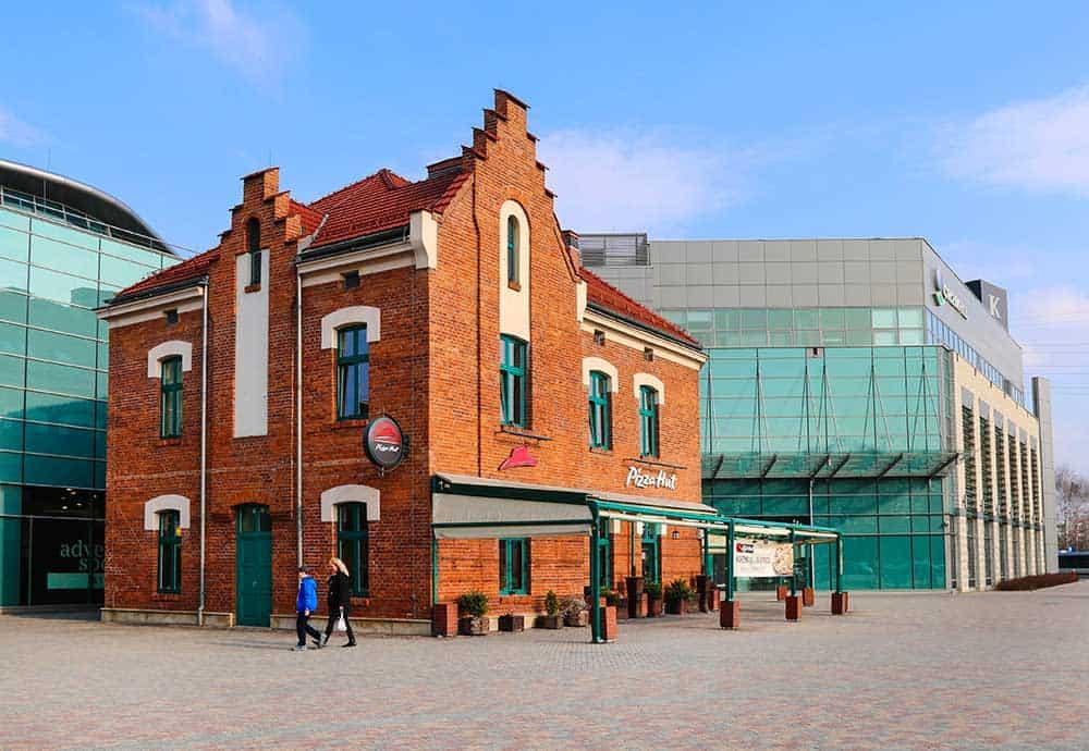 Galeria Kazimierz in Grzegórzki