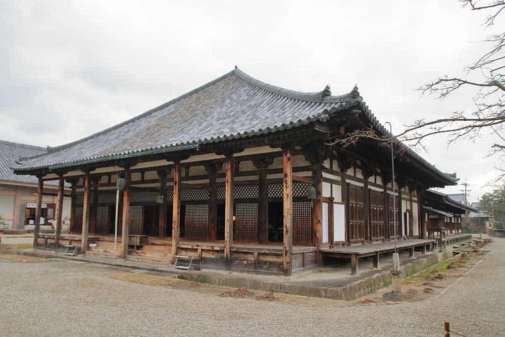Gango-ji Naramachi