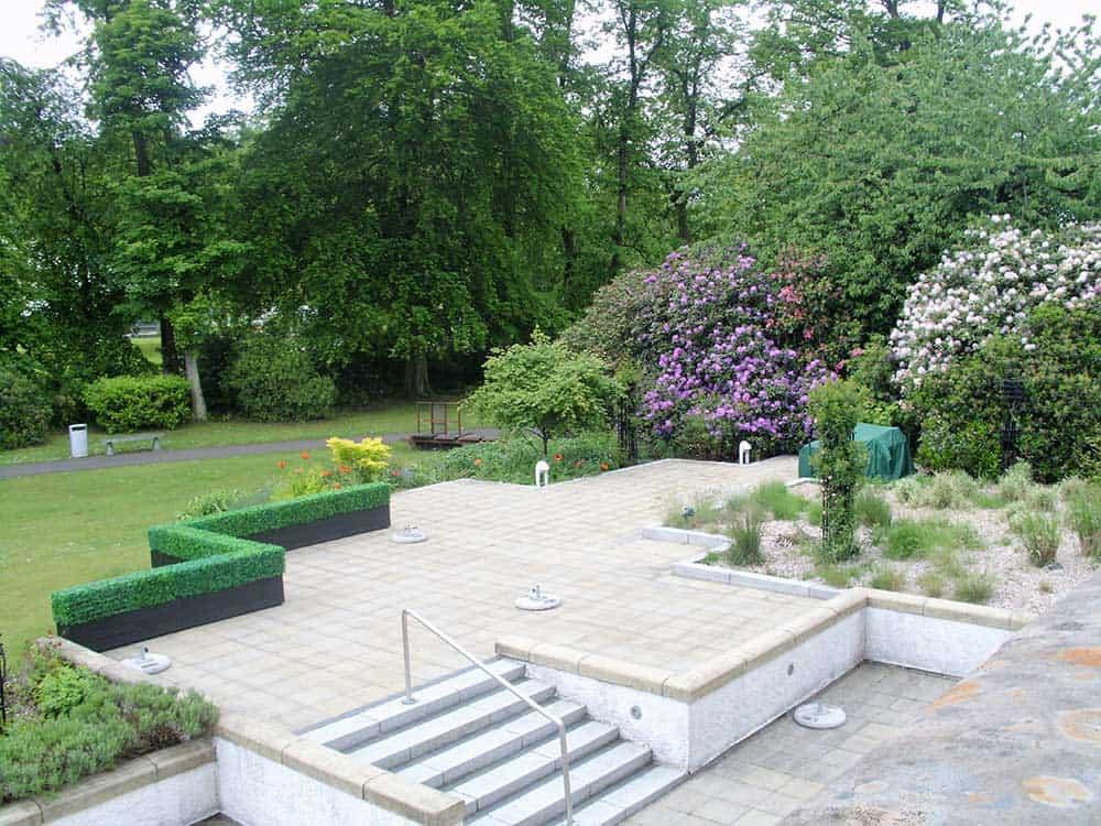 Gardena at Mackintosh House