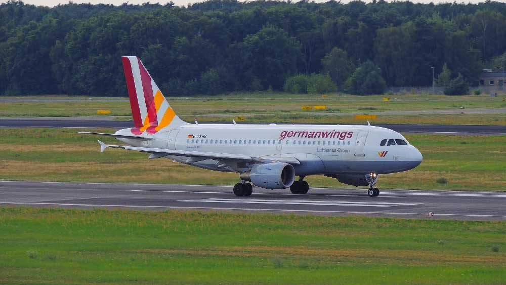 Germanwings Plane - Berlin Airport