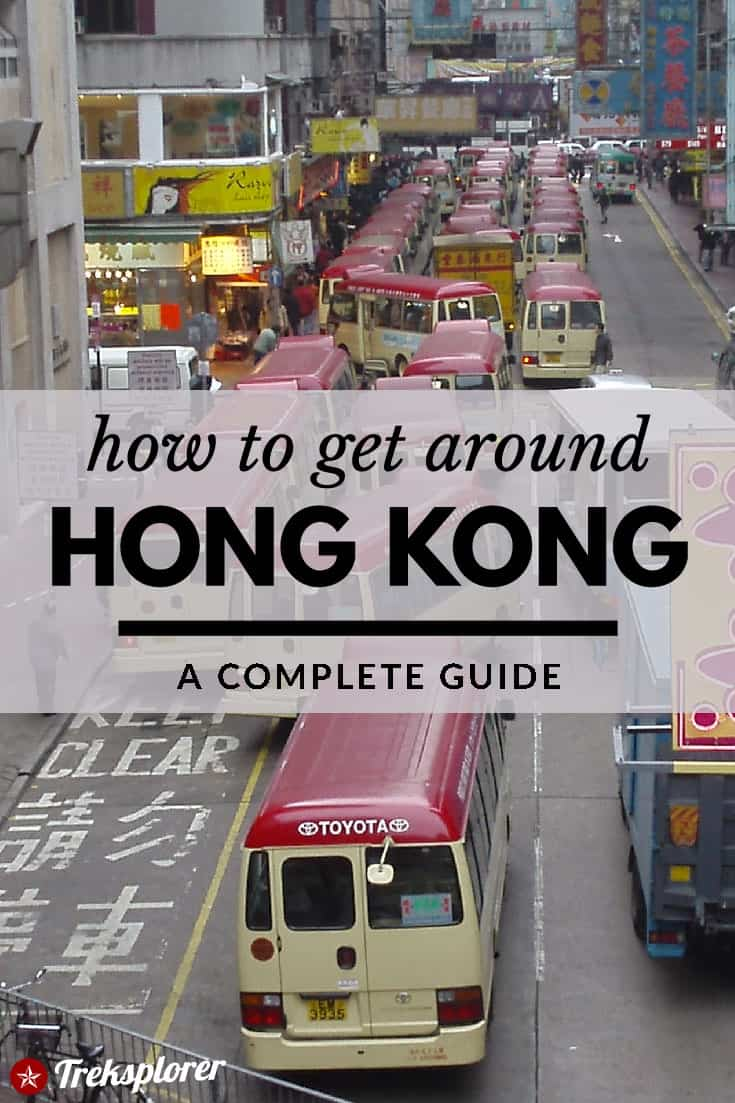Planning a visit to Hong Kong? Get the most out of the city with this complete guide to getting around Hong Kong by public transportation! #hongkong #travel #asia #transportation