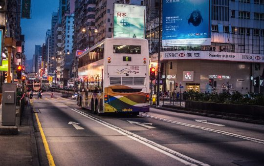 Getting Around Hong Kong: Public Transportation Guide