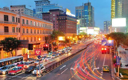 Getting Around Shanghai by Public Transportation