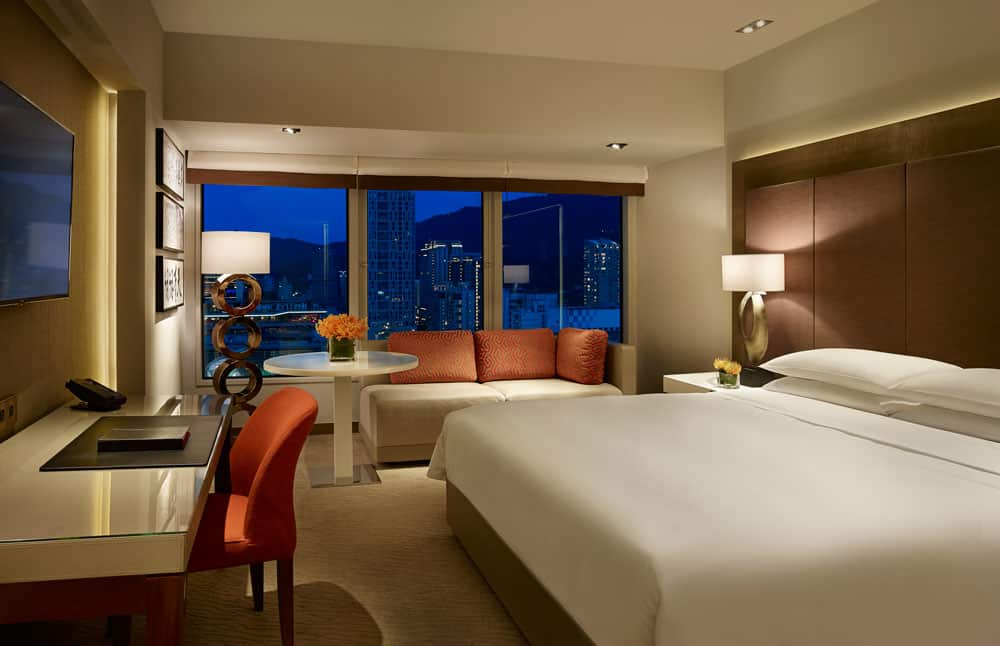 Grand King Room at Grand Hyatt Taipei