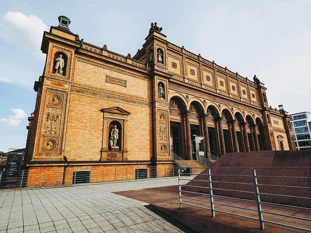 Hamburg Kunsthalle