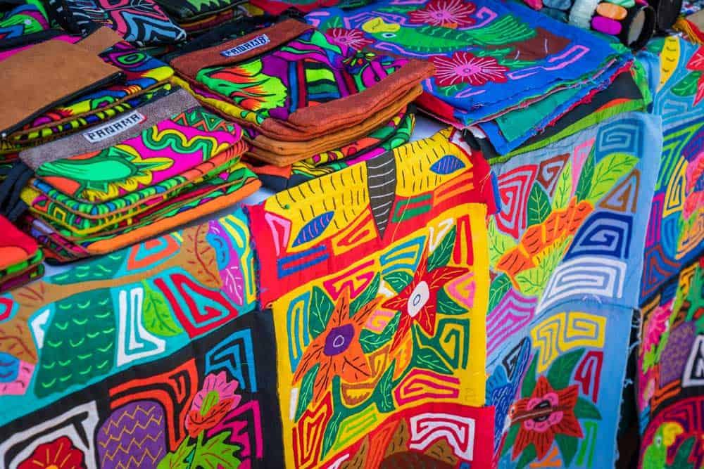 Handmade Souvenirs Panama City