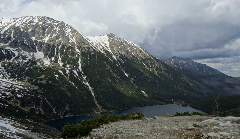 High Tatras at Morskie Oko, Poland