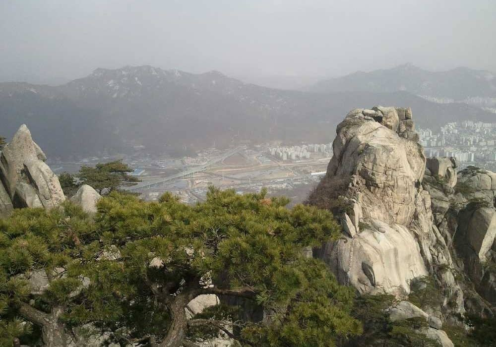 Hiking in Seoul, South Korea: The Best Trails