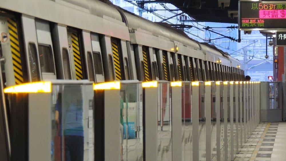 Train Hong Kong MTR