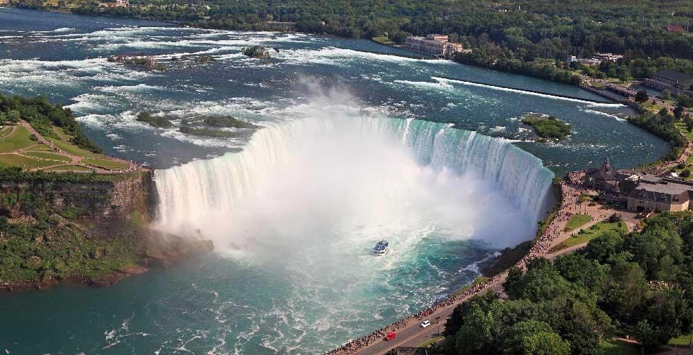 Horseshoe Falls