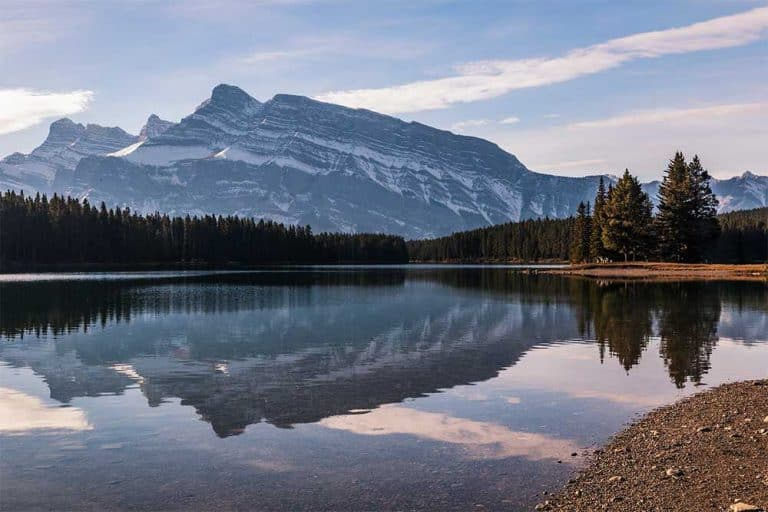 How to Get from Calgary to Banff