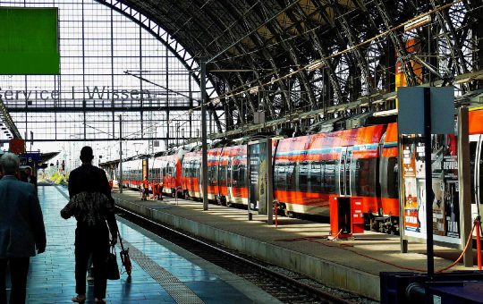 How to Travel Around Europe by Train