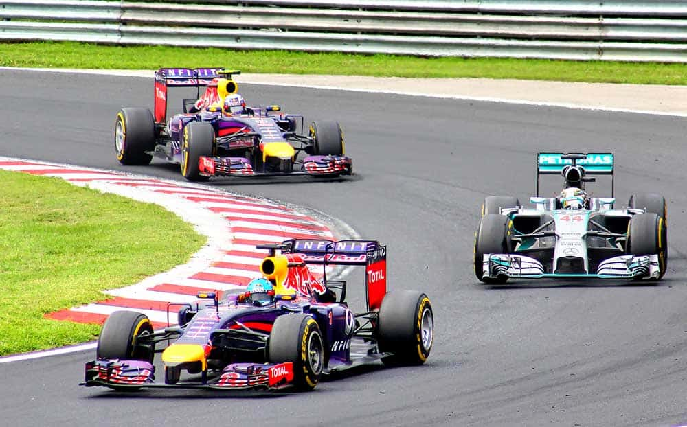 Hungarian Grand Prix at Hungaroring