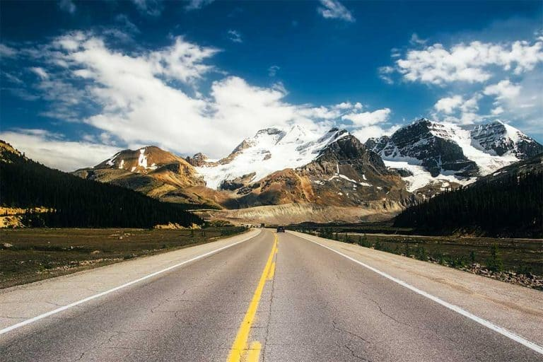 Icefields Parkway: Itinerary + What to See