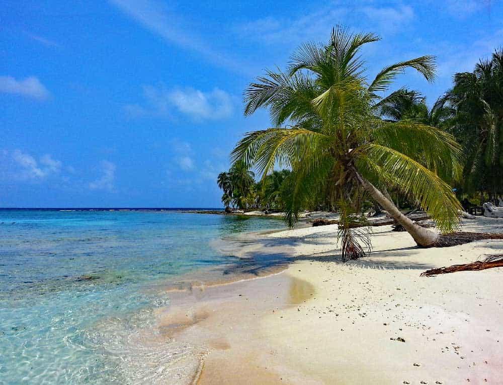 Isla Diablo San Blas Islands Panama