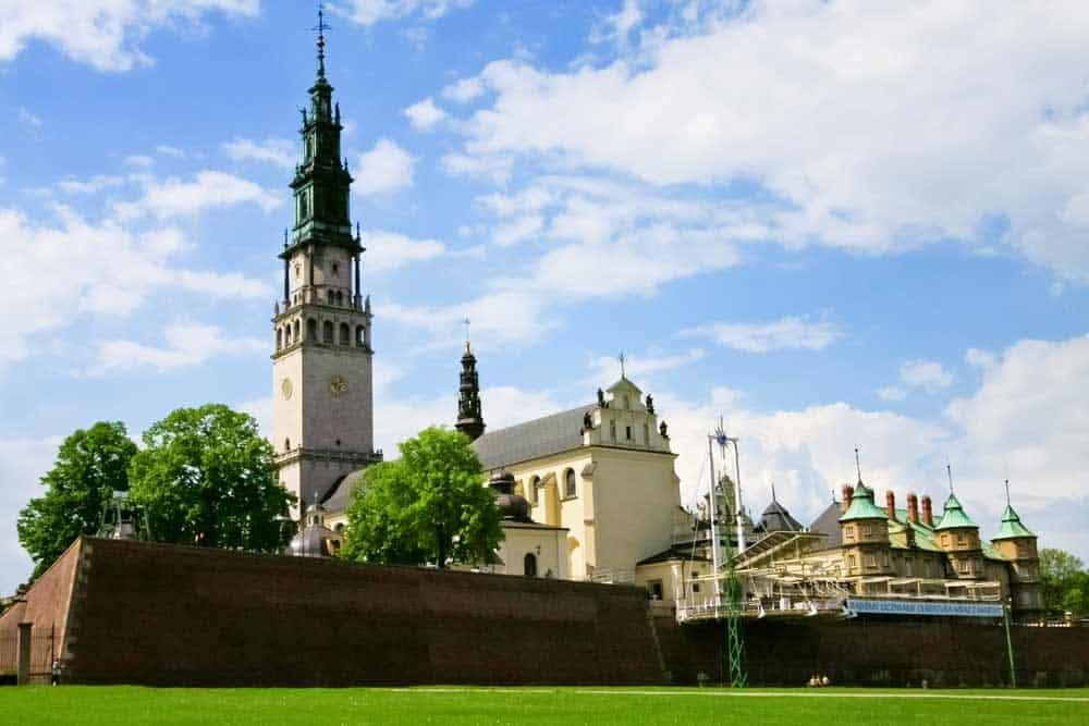 Jasna Gora Monastery in Czestochowa, Poland