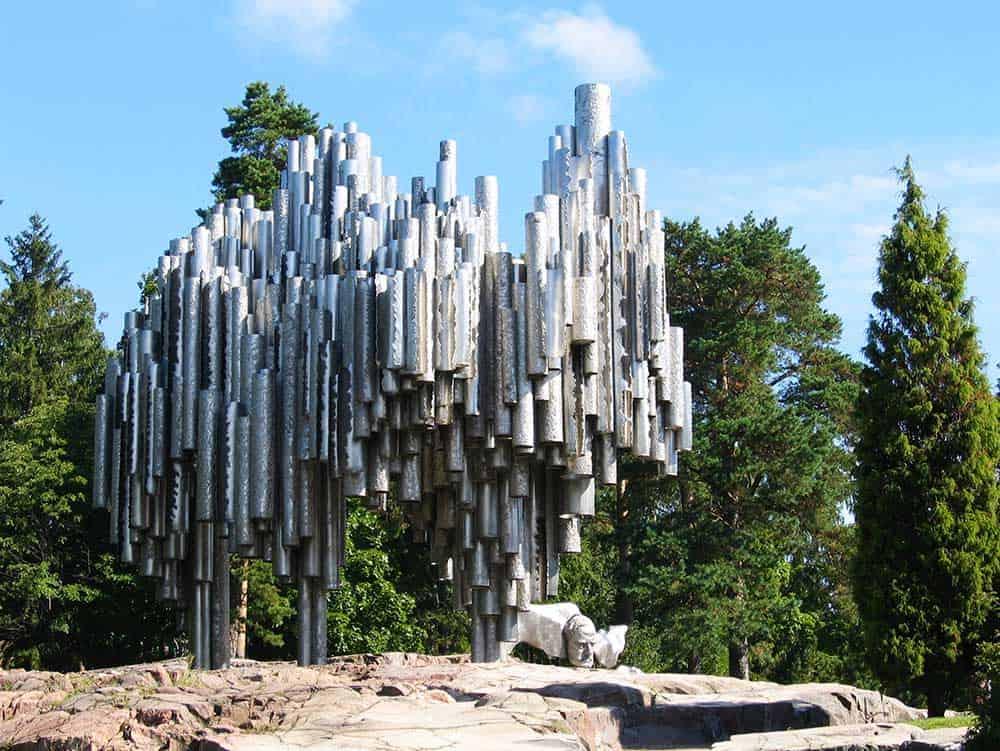 Jean Sibelius Monument